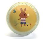 Ball med kanin, 12 cm - Djeco