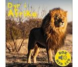 Dyr i Afrika, bok med lyd