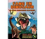 Fang en dinosaur, aktivitetsbok