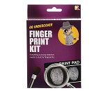 Fingeravtrykk, detektiv sett