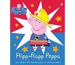 Flipp-Flapp Peppa, klaffebok