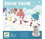 Redd snømennene- samarbeidsspill fra Djeco