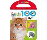 100 dyr, bok med klaffer
