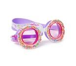 Lilla svømmebriller, donuts