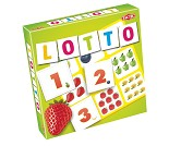 Lotto, tall og frukt