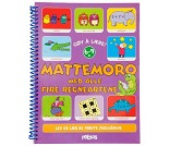 Mattemoro - Aktivititetsbok