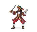 Kaptein - Miniatyrfigur fra PAPO