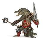 Krokodillemannen miniatyrfigur - Papo