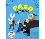 Paco og Mozart, bok med lyd
