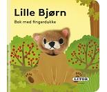 Lille Bjørn, pekebok med fingerdukke