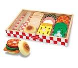 Sandwich-sett, lekemat