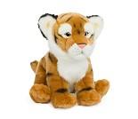 Sittende tiger, kosedyr 23 cm - WWF