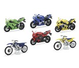 Motorsykkel, 6 valg