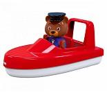 Speedbåt med bjørn - Aquaplay