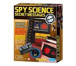 Detektivsett, hemmelige meldinger