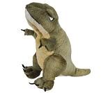 T-rex - fingerdukke, 15 cm