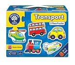 Transportkjøretøy, puslespill