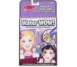 Water Wow sminke - magisk fargelegging med vann