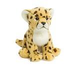 Sittende gepard, kosedyr 23 cm - WWF