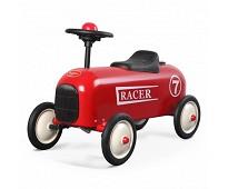 Rød racer sittebil - Baghera