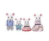 Familien Marshmallowmus - Sylvanian Families