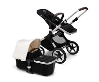 Fresh White, Bugaboo Fox barnevogn