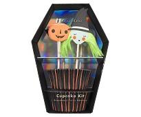 Cupcake kit, Halloween, 24 stk - Meri Meri