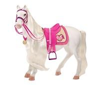 Hvit hest, dukketilbehør - Our Generation