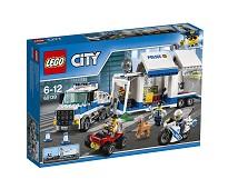 LEGO City Mobilt kommandosenter 60139