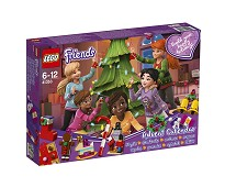 LEGO Friends Julekalender