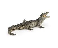 Baby krokodille - miniatyrfigur - Papo