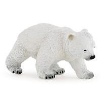 Isbjørnunge miniatyrfigur - Papo