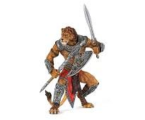 Løvemannen miniatyrfigur - Papo