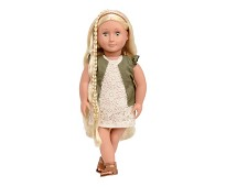 Pia, dukke med langt hår - Our Generation