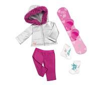 Vintertøy, dukkeklær - Our Generation