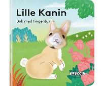 Lille Kanin, pekebok med fingerdukke