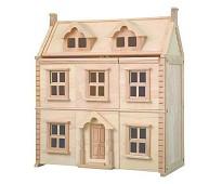 Viktoriansk dukkehus i tre - PlanToys