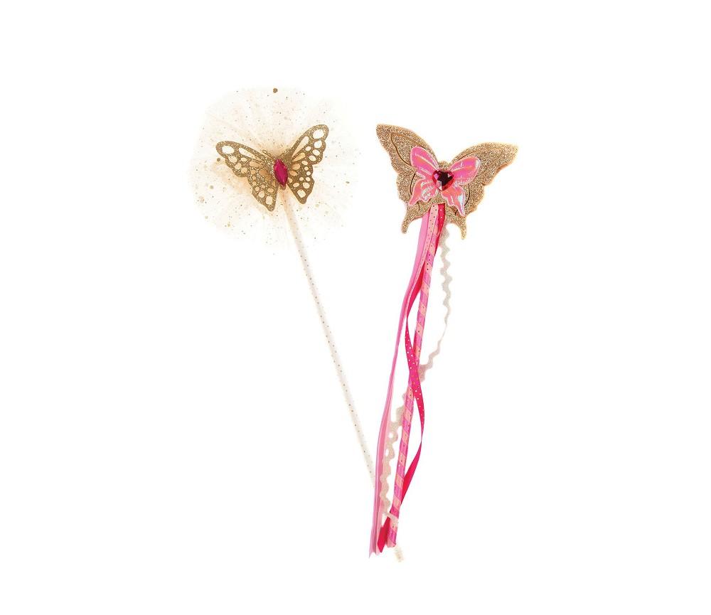 72d17e9a Tryllestav med sommerfugl, 2 forskjellige valg   Sprell - veldig ...