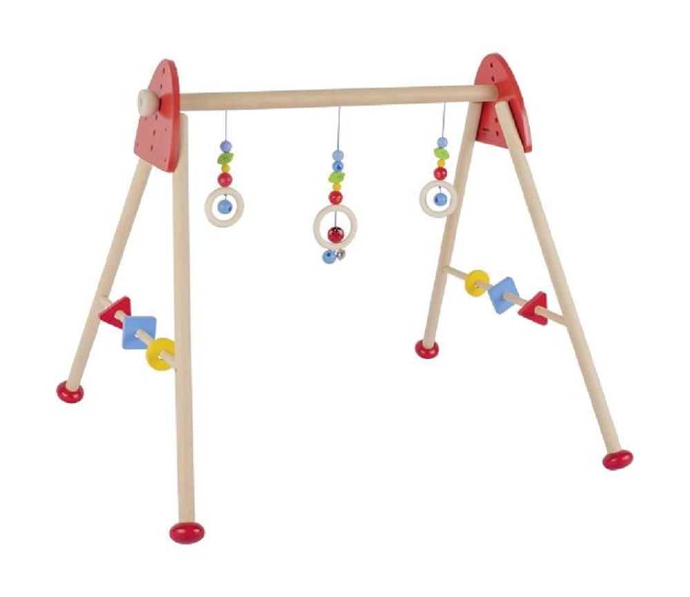 Svært Babygym i tre med aktivitetsleker | Sprell - veldig fine leker og UY-52