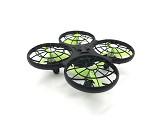 Fjernstyrt drone med kollisjonssensor