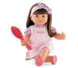 Alice, dukke med mørkt hår, 36 cm - Corolle