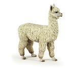Alpakka, miniatyrfigur fra PAPO