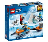 Arktisk forskerteam, LEGO City