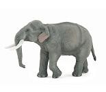 Asiatisk elefant, miniatyrfigur fra PAPO