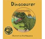 Dinosaurer, bok med lyd