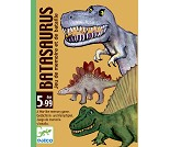 Batasaurus, huskespill - kortspill fra Djeco