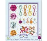Figurer og perler, perlesett fra Djeco