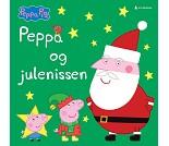 Peppa og julenissen, barnebok