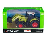 Traktor med skuff, Claas