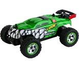 Fjernstyrt bil med krokodilletenner